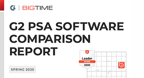 G2 PSA Grid Report Spring 2020