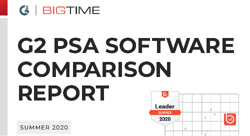 G2 PSA Grid Report Summer 2020