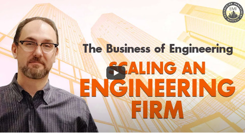 Scaling an Engineering Firm | The Civil Engineering Podcast