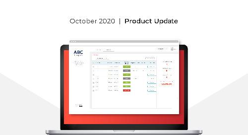 October 2020 BigTime Release