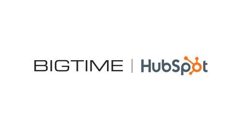 BigTime's Hubspot Integration