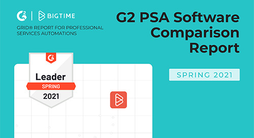 G2 PSA Grid Report Spring 2021
