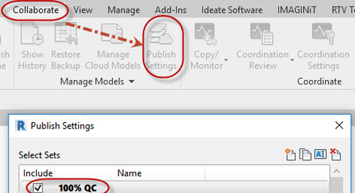 BIM 360 Part 2: Publishing Updated Models from Revit