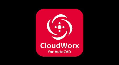 CloudWorx for AutoCAD