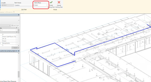 Updates to Revit for Electrical Design
