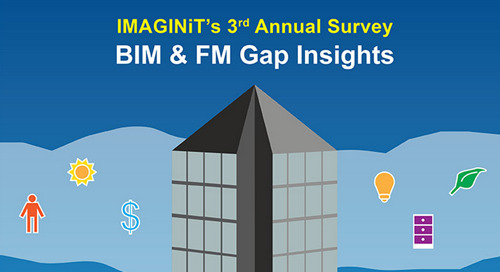 [Infographic] 2017 BIM and FM Gap Insights