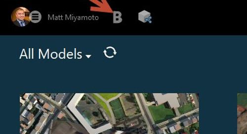 InfraWorks Model Builder & BIM 360