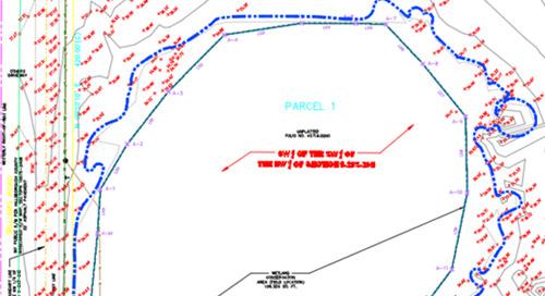 Creating a Floodplain Elevation Line or Contour in Civil 3D
