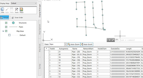 Exporting Civil 3D Pipe Networks to ESRI Shapefiles