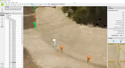 Pix4D: High Powered Survey or Modeling Tool?