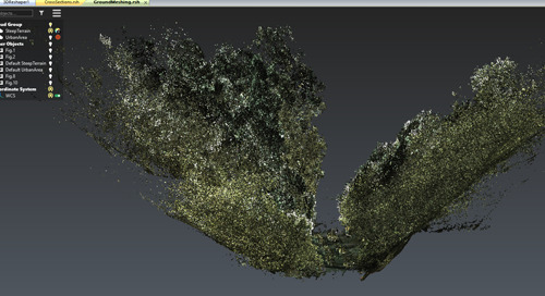 Shaping Up Your Point Cloud Data with 3DReshaper