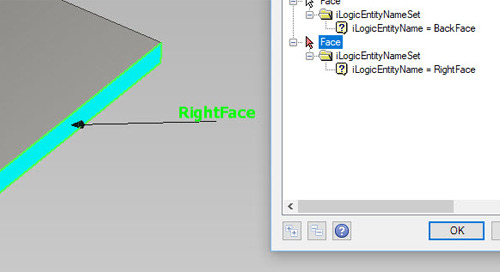 Named Entities & Attributes in Inventor 2019