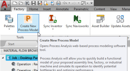 Performing Process Analysis in the Autodesk Product Design Collection Part 1: Overview