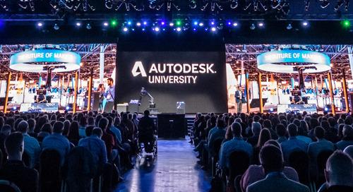 IMAGINiT at Autodesk University