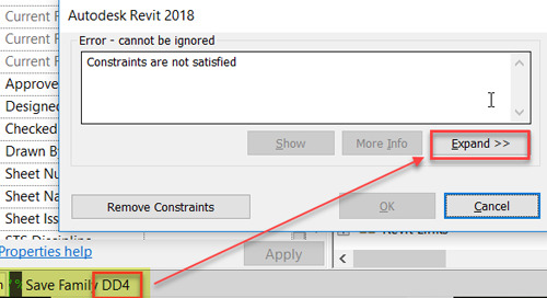 Revit Checking for Corrupt or Problem Families