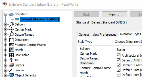 Managing Styles and Standards in Autodesk Inventor