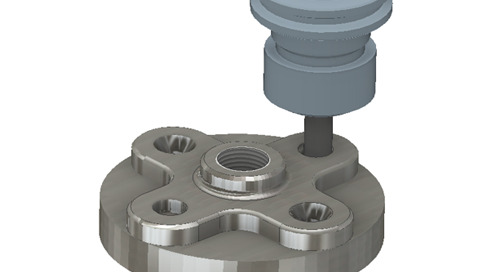 Saving Inventor CAM Stock for Secondary Operations