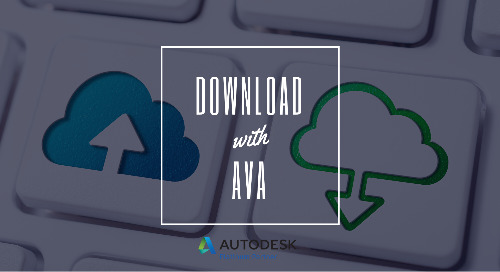 Download a Product using Autodesk AVA
