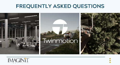 Twinmotion 2020 FAQ