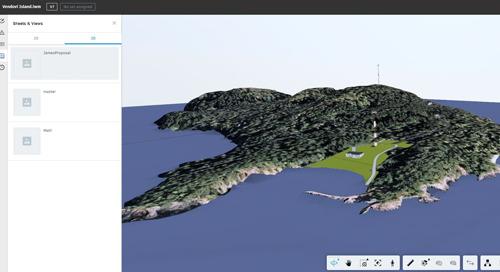 InfraWorks Model Collaboration with BIM360 DOCS