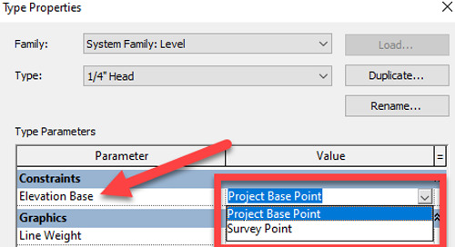 Coordinate Confusion with Levels in Revit!
