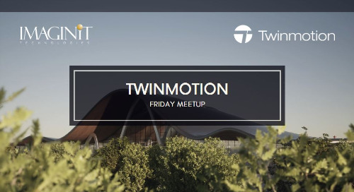 Twinmotion: Friday Meetup
