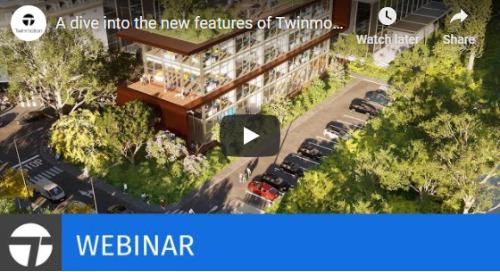 Webinar: What's New in Twinmotion 2020.2
