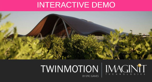 Twinmotion Interactive Demo