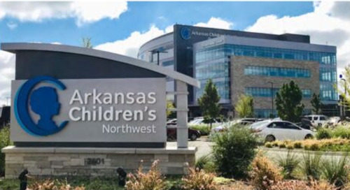 Arkansas Childrens Hospital Case Study BIM 360 Ops