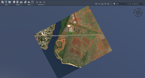 Combining Infraworks Models