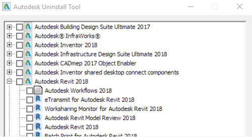 Uninstalling Autodesk Software Made Easy