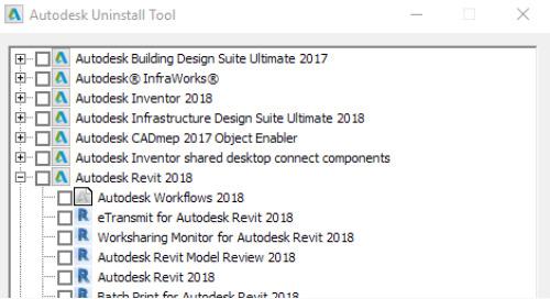 Uninstalling Autodesk Software Made Easy