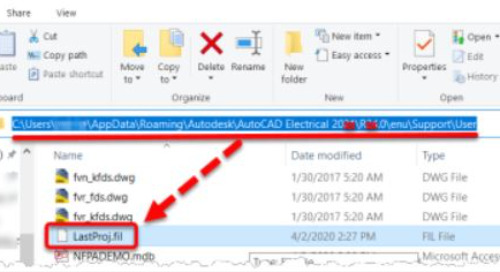 AutoCAD Electrical: Hangs with (s: : startup-load) Issue