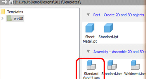 Blank Parts in Inventor or Virtual Components