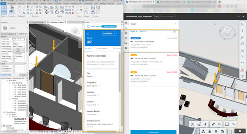 Revit has BIM 360 Issues