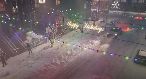 Twinmotion Brings the Holidays to Life