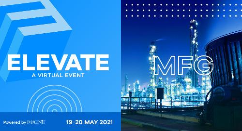 Learn Digital Transformation Strategies at ELEVATE, May 19-20