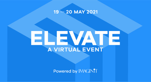 IMAGINiT Elevate Event - The Growing Role of Data and Analytics in AEC Companies