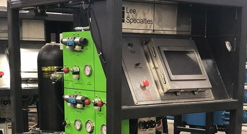 Lee Specialties Wins More Business with Product Design & Manufacturing Collection