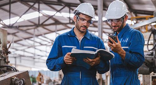 Organization Saves Time Training New Machine Operators with Customized Manuals