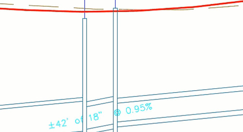 Civil 3D Structure Labels: Making the most of command settings