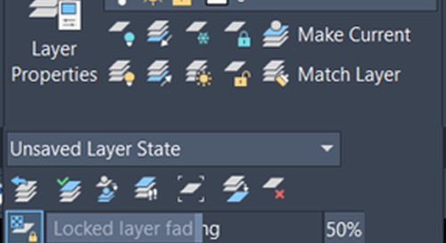 AutoCAD Layer Tools in Civil 3D (Merge and Delete)