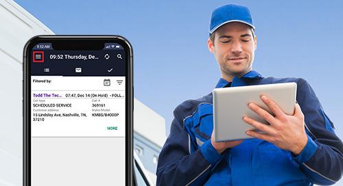 MobileTech Solution Flyer