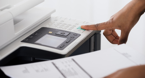 Top 5 Benefits of Managed Print Services (MPS) for Providers