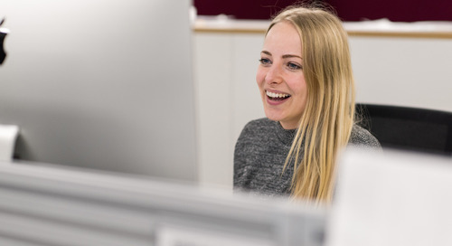 Helping the government to recruit female undergraduates with specific language skills