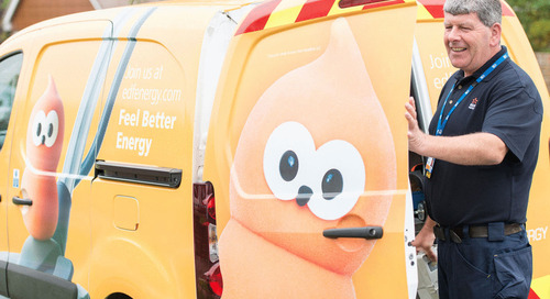 Developing a cost-effective recruitment strategy for EDF Energy