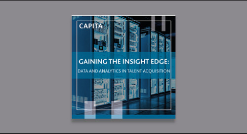 Gaining the insight edge in talent acquisition