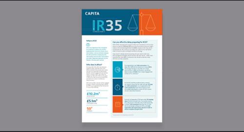 IR35 Consultancy Service