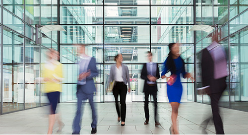 Preparing, building and managing a core and fluid workforce