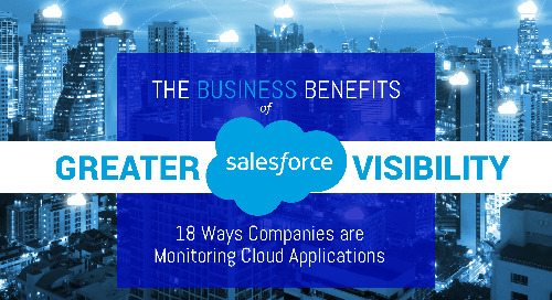 18 Business Benefits of Greater Salesforce Visibility